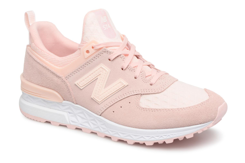 Sneakers New Balance WS574 W Roze detail