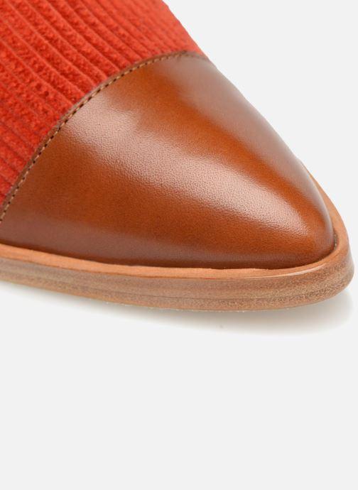 Stivaletti e tronchetti Made by SARENZA Made by Sarenza X Valentine Gauthier Boots Marrone immagine sinistra