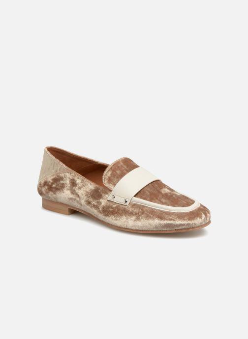 Loafers Made by SARENZA Made by Sarenza X Valentine Gauthier Mocassin Beige Se fra højre