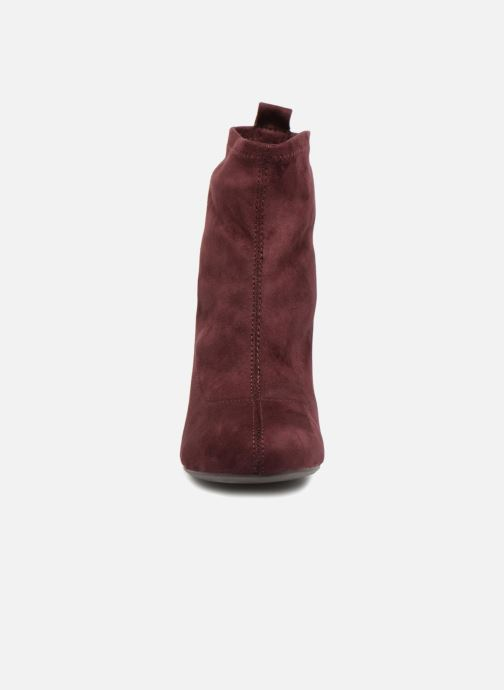 Ankle boots Xti 30461 Burgundy model view