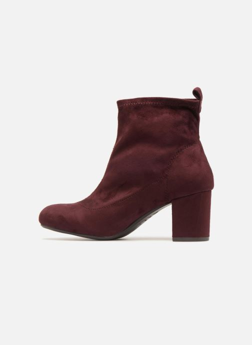 Ankle boots Xti 30461 Burgundy front view