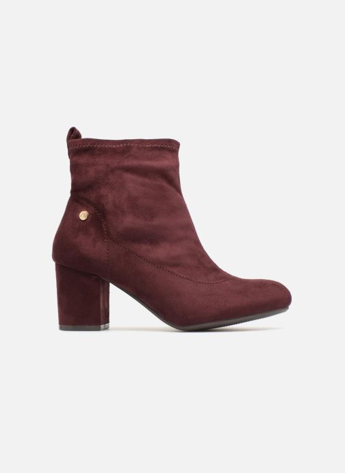 Ankle boots Xti 30461 Burgundy back view