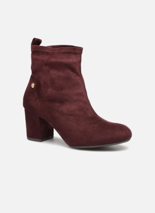Ankle boots Xti 30461 Burgundy detailed view/ Pair view
