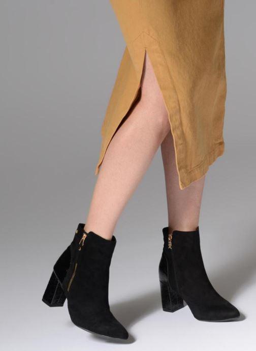 Bottines et boots Xti 030465 Noir vue bas / vue portée sac