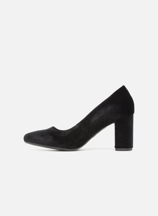 Zapatos de tacón Xti 030467 Negro vista de frente