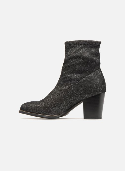 Ankle boots Xti 030516 Silver front view