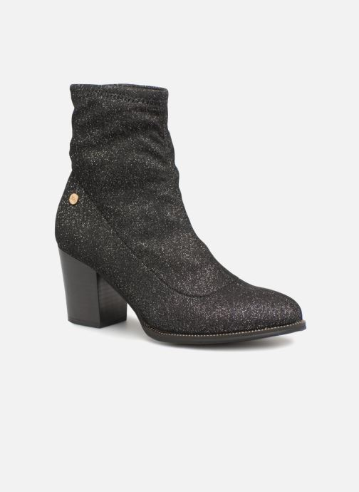 Ankle boots Xti 030516 Silver detailed view/ Pair view