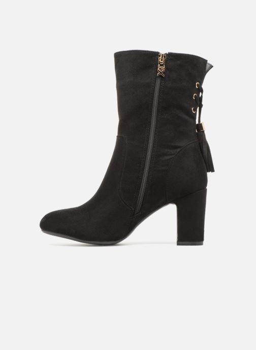Bottines et boots Xti 030625 Noir vue face