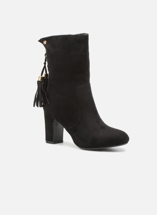 Ankle boots Xti 030625 Black detailed view/ Pair view
