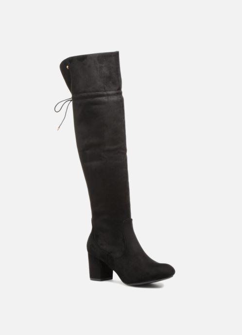 Støvler & gummistøvler Xti 030670 Sort detaljeret billede af skoene