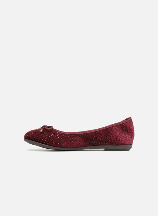 Ballet pumps Xti 047247 Burgundy front view