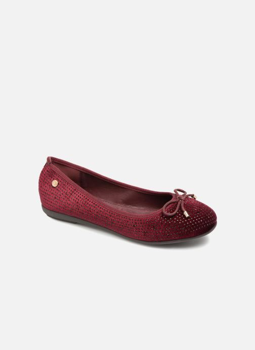 Ballet pumps Xti 047247 Burgundy detailed view/ Pair view