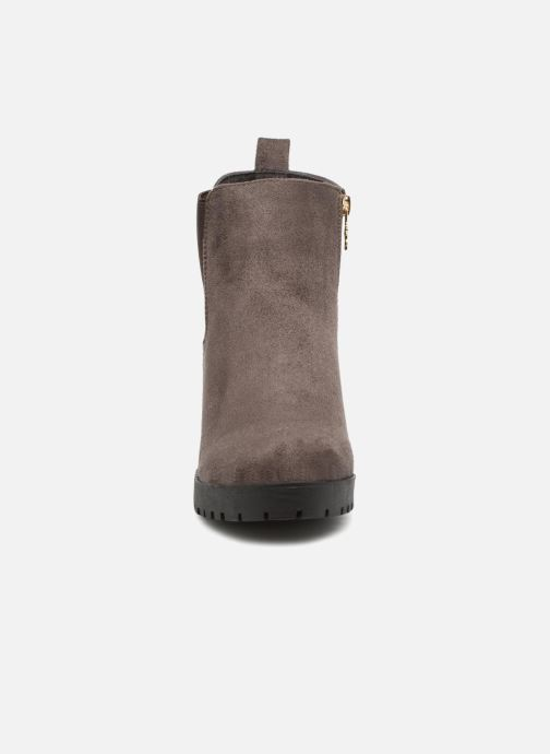Ankle boots Xti 047398 Brown model view