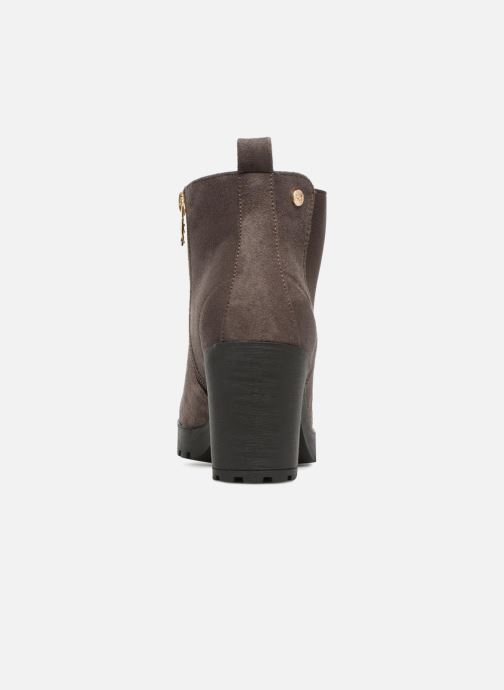 Ankle boots Xti 047398 Brown view from the right