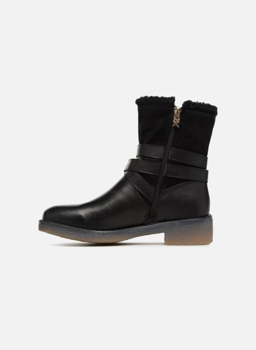 Ankle boots Xti 047523 Black front view