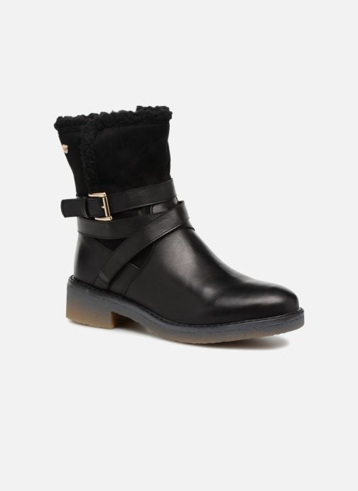 Ankle boots Xti 047523 Black detailed view/ Pair view