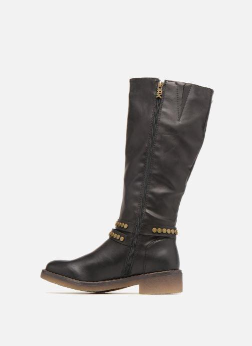 Laarzen Xti 047545 Zwart voorkant