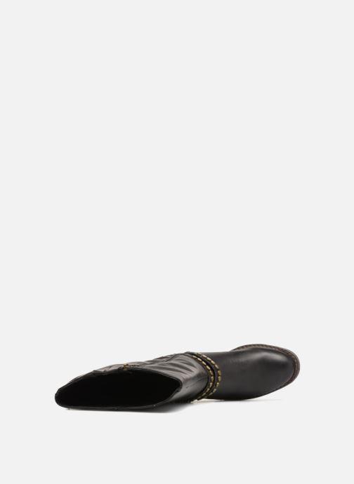 Laarzen Xti 047545 Zwart links