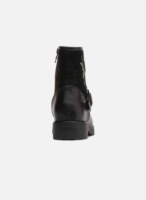 Bottines et boots Xti 047579 Noir vue droite