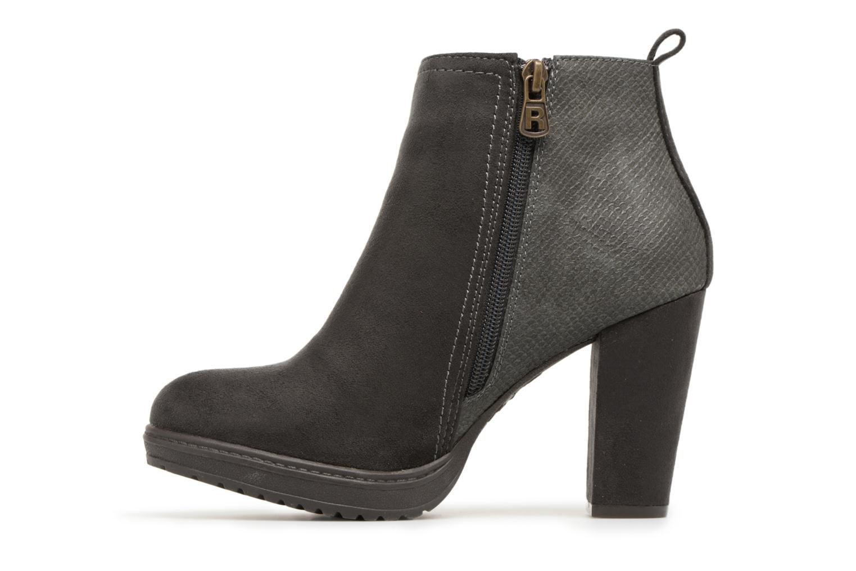Bottines et boots Refresh 63704 Gris vue face