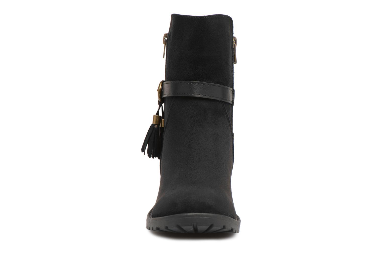 Bottines et boots Refresh 63710 Noir vue portées chaussures