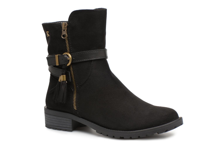 Bottines et boots Refresh 63710 Noir vue détail/paire