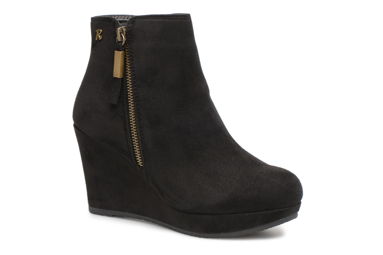 Bottines et boots Refresh 63718 Noir vue détail/paire
