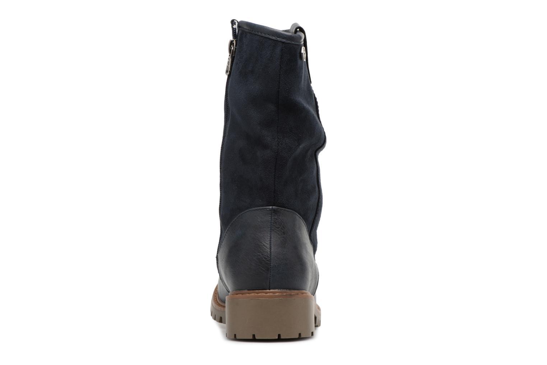 Bottines et boots Refresh 63851 Bleu vue droite