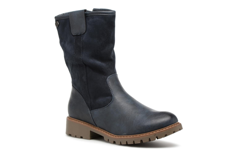 Bottines et boots Refresh 63851 Bleu vue détail/paire