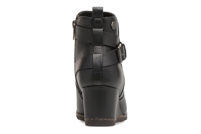 Bottines et boots Refresh 63877 Noir vue droite