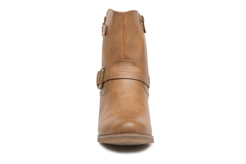 Bottines et boots Refresh 63882 Marron vue portées chaussures