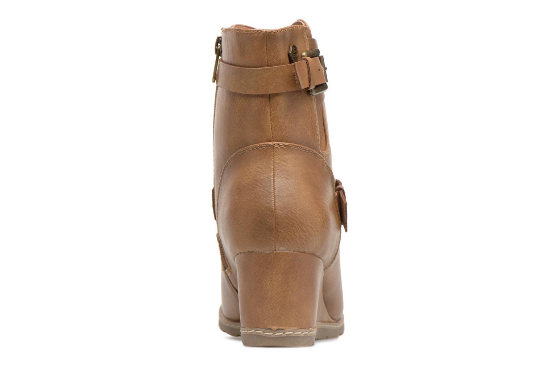 Bottines et boots Refresh 63882 Marron vue droite