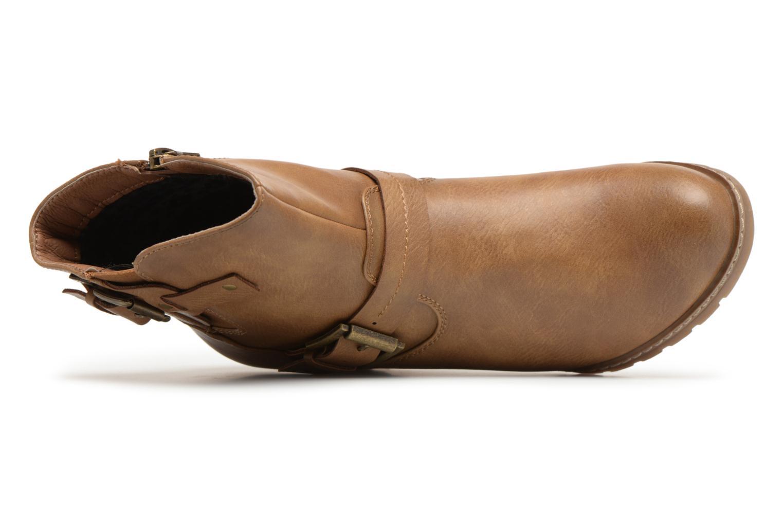 Bottines et boots Refresh 63882 Marron vue gauche