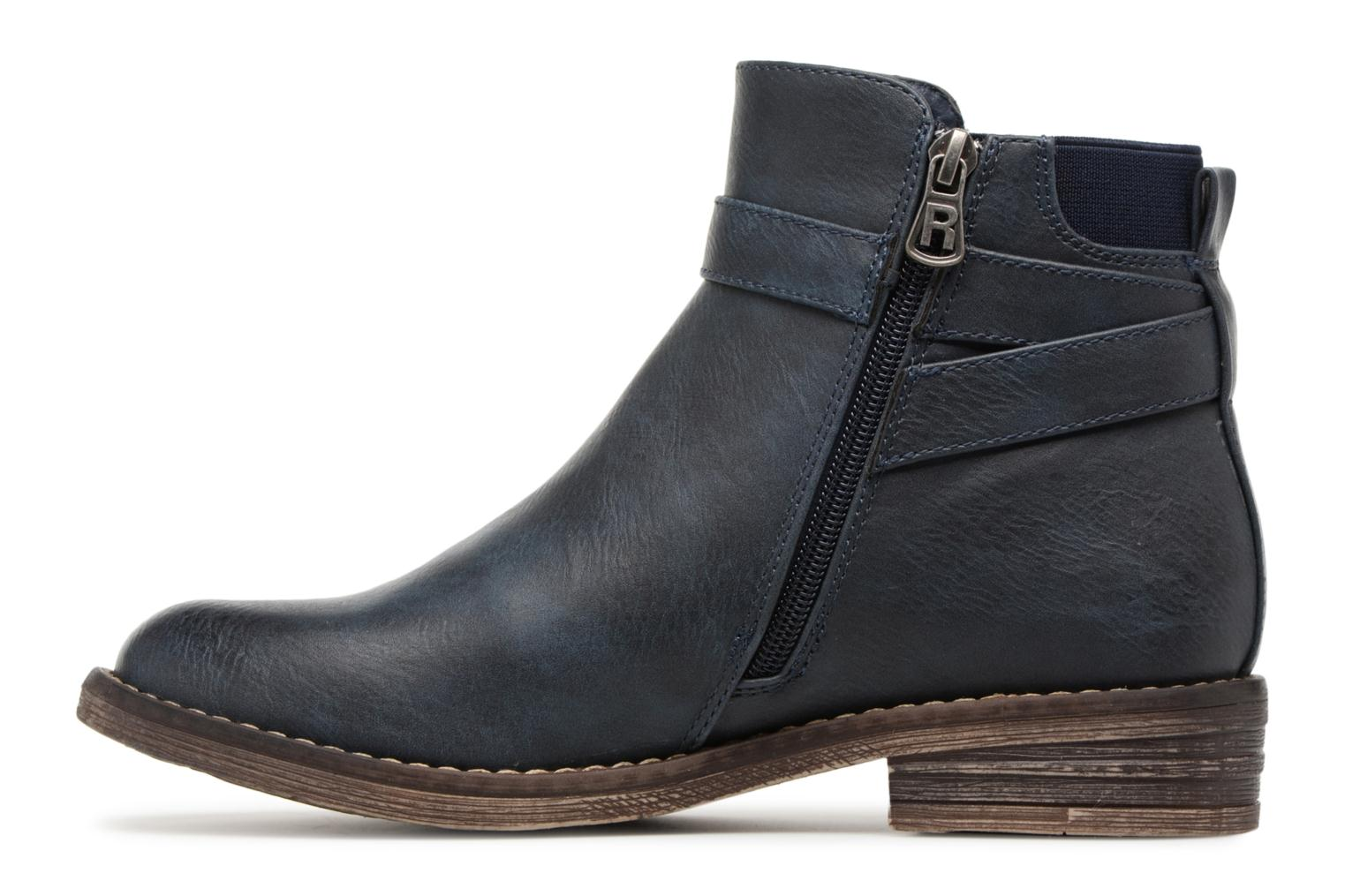 Bottines et boots Refresh 63897 Bleu vue face