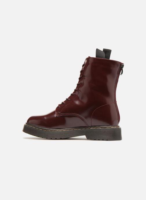 Stiefeletten & Boots Refresh 64024 weinrot ansicht von vorne