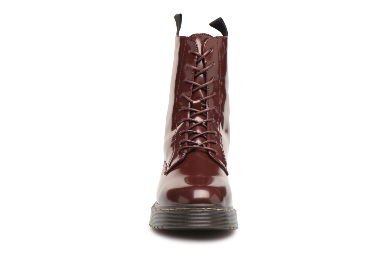 Stiefeletten & Boots Refresh 64024 weinrot schuhe getragen