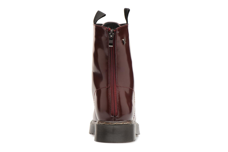 Stiefeletten & Boots Refresh 64024 weinrot ansicht von rechts