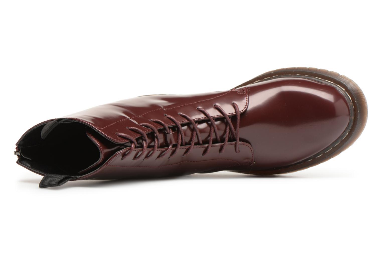 Stiefeletten & Boots Refresh 64024 weinrot ansicht von links