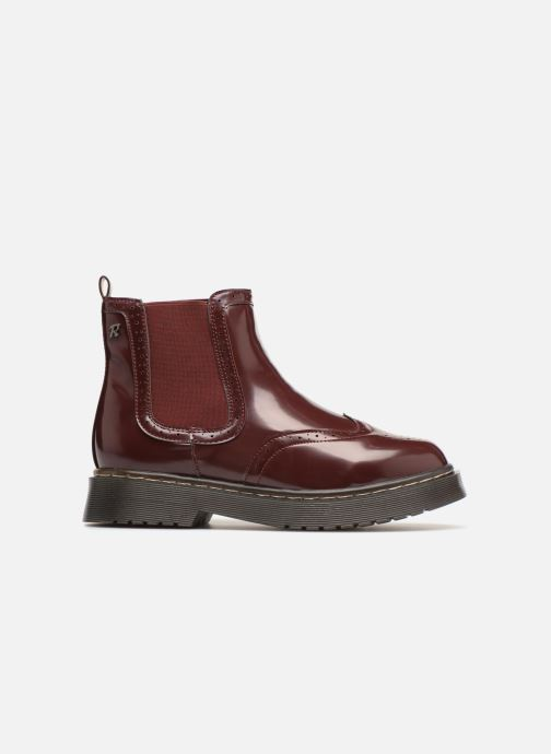Ankle boots Refresh 64025 Burgundy back view