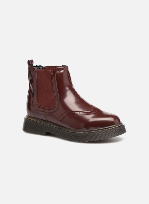 Ankle boots Refresh 64025 Burgundy detailed view/ Pair view