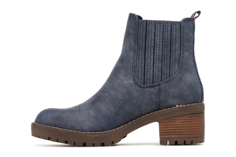 Bottines et boots Refresh 64031 Bleu vue face