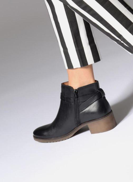 Boots en enkellaarsjes Kickers MILA 2 Zwart onder