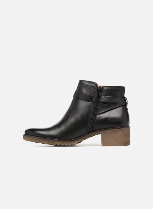 Boots en enkellaarsjes Kickers MILA 2 Zwart voorkant
