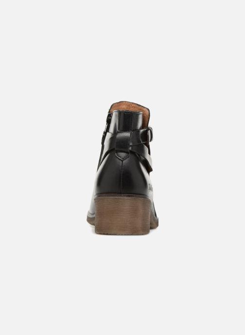 Boots en enkellaarsjes Kickers MILA 2 Zwart rechts