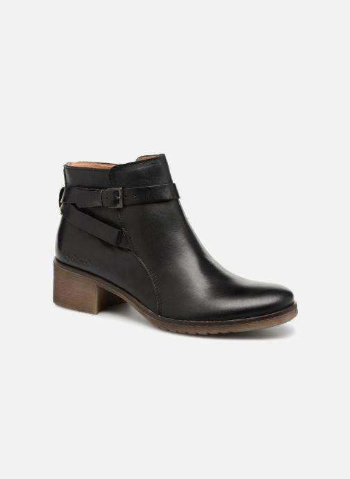 Boots en enkellaarsjes Kickers MILA 2 Zwart detail