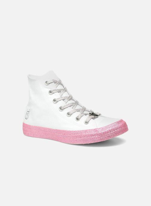 cec44fb3feaf Converse Converse x Miley Cyrus Chuck Taylor All Star Hi (White ...
