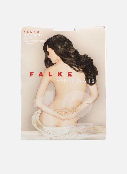 Sokken en panty's Falke Shelina TI Beige model