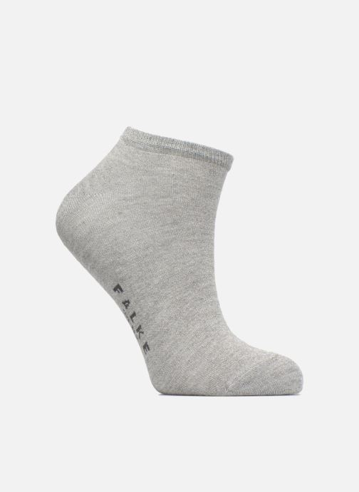 Sokken en panty's Falke Shiny SN Grijs detail