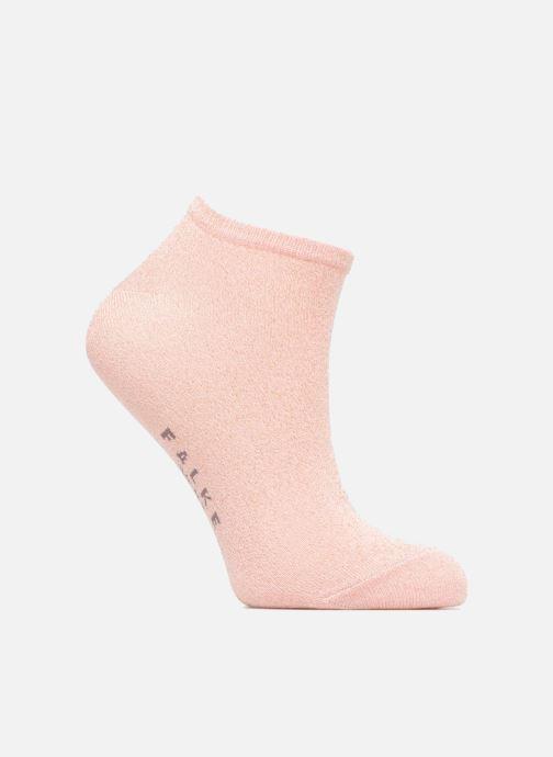 Socks & tights Falke Shiny SN Pink detailed view/ Pair view