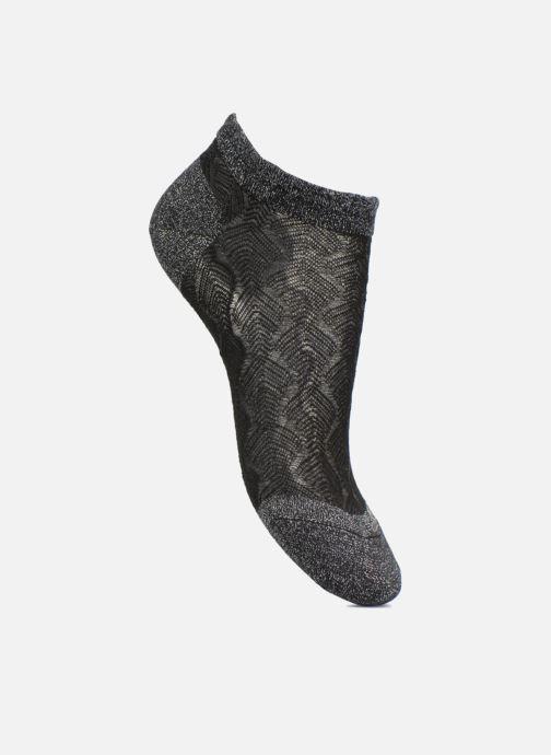 Chaussettes et collants Falke Fishbone SN Noir vue détail/paire